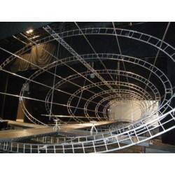 Ukážka - konštrukčný systém pre Divadlo Aréna