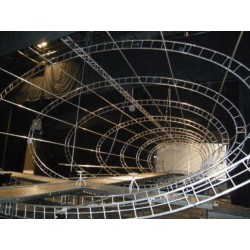 Presentation - truss for Theater Arena