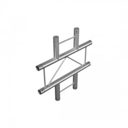 FT22-C41-H 4-way horizontal cross junction