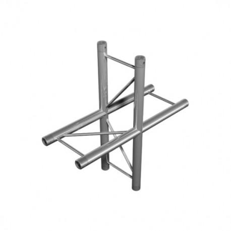FT22-C41-V 4-way vertical cross junction